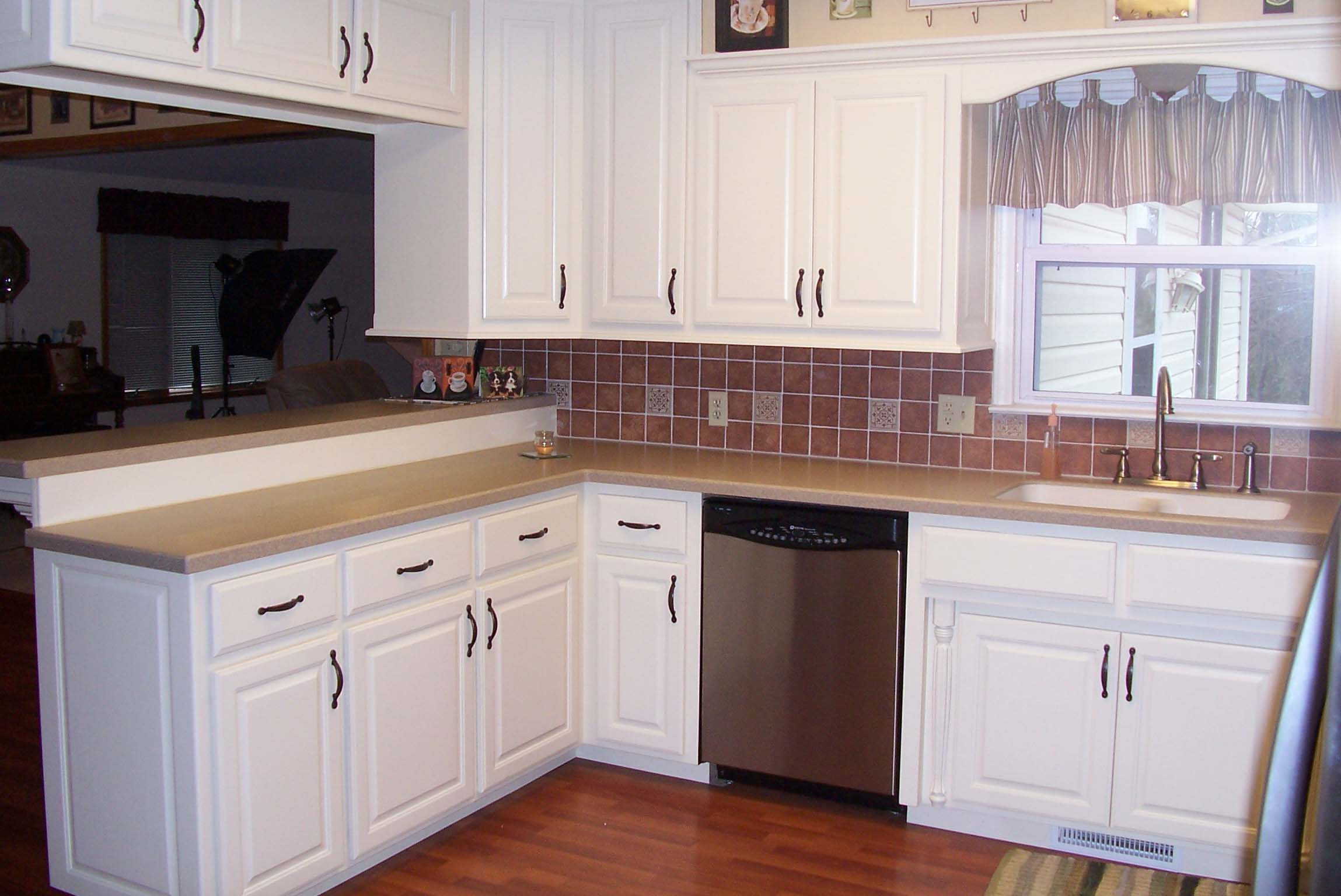 decorating ideas for small kitchens photo - 1