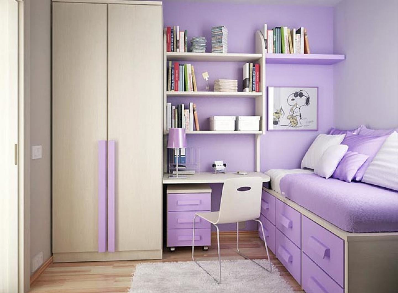decorating ideas for teenage girl bedroom photo - 1