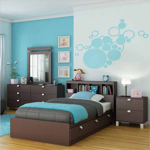 decorating kids bedrooms photo - 1
