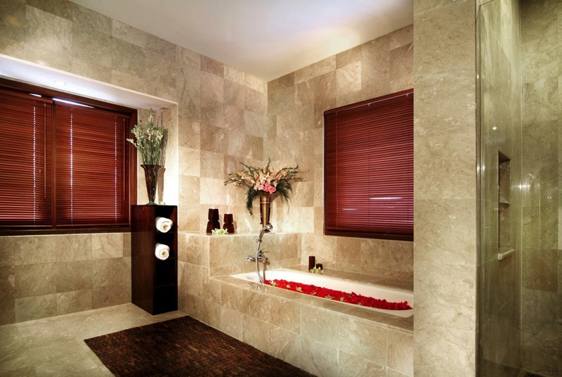 Decorating small bathroom ideas - large and beautiful photos. Photo ...