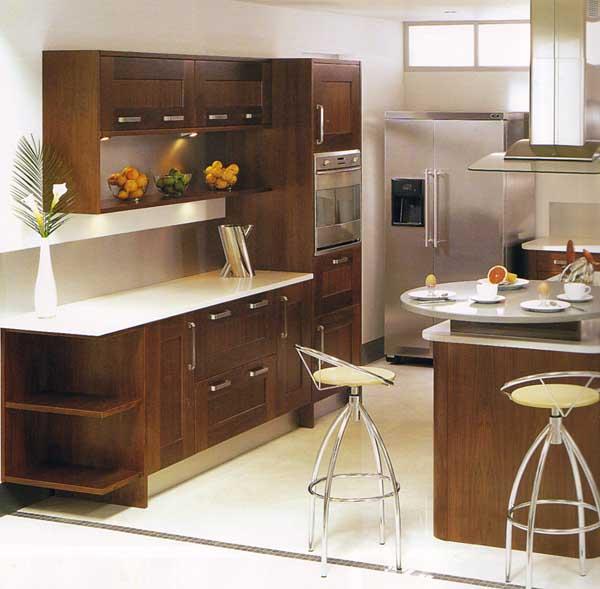 design a small kitchen photo - 1