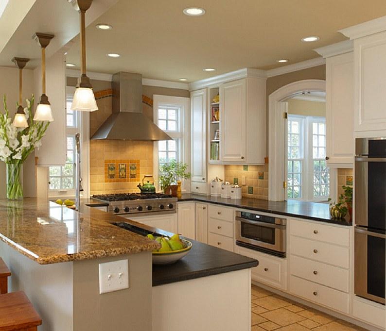 design a small kitchen photo - 2