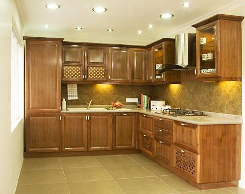 design for small kitchen photo - 1