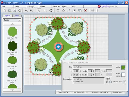 design your own backyard online free photo - 2