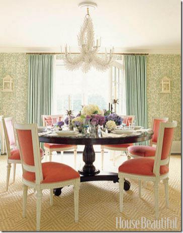 designer dining rooms photo - 1