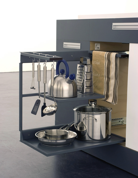 designs for small kitchens photo - 2
