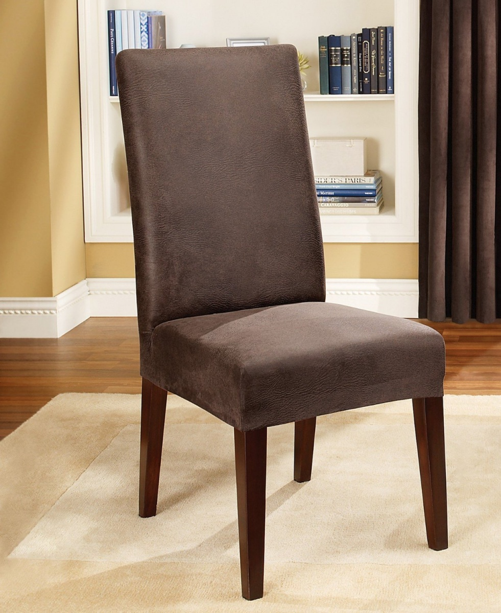 Dining Chair Slip Cover Photo   2