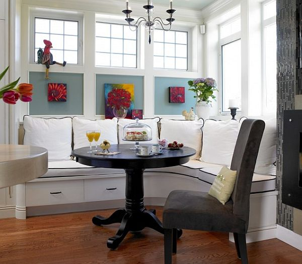 dining nook ideas photo - 1