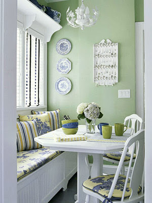 dining nook ideas photo - 2