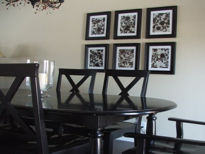 Dining Room Art Ideas