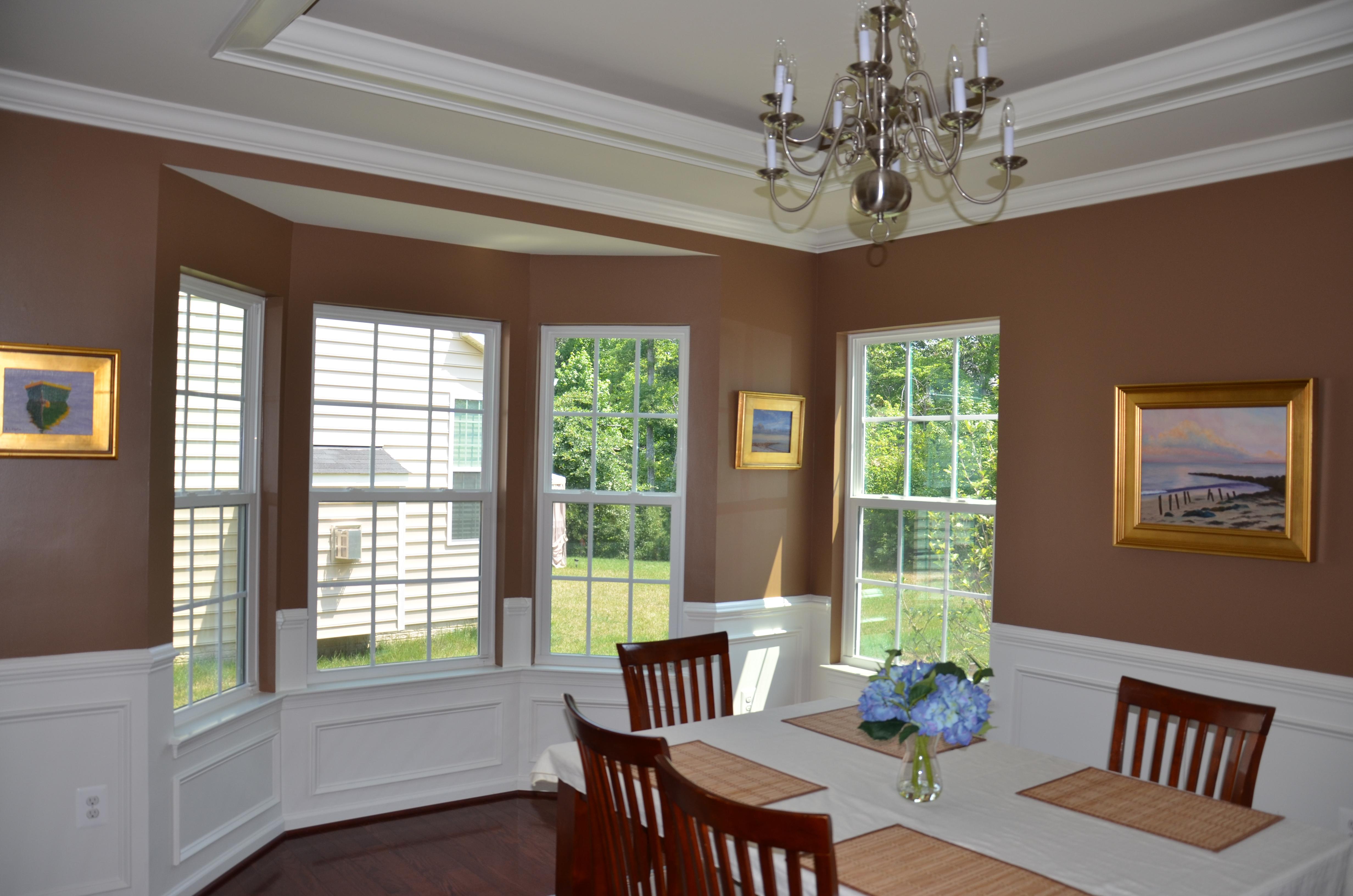 dining room artwork photo - 1