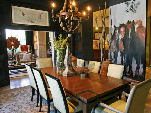 Dining Room Artwork Ideas