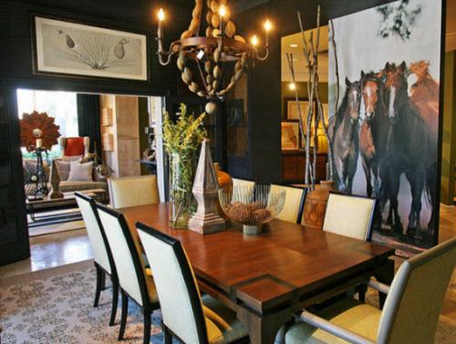 Dining Room Artwork Ideas