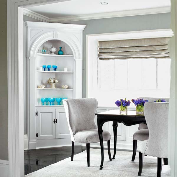 Dining room built ins - large and beautiful photos. Photo to ...