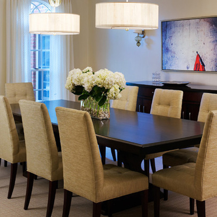 dining room center pieces photo - 1