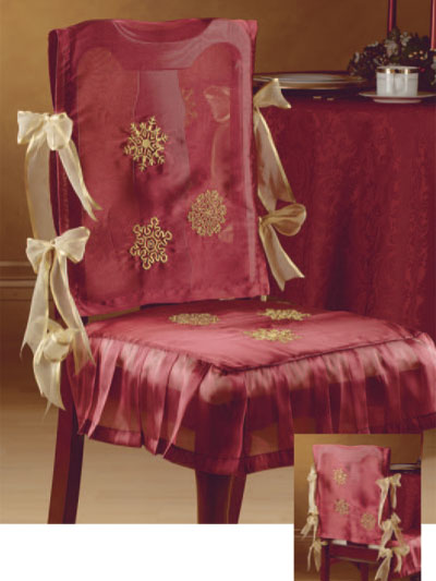 Dining Room Chair Seat Covers Patterns Photo