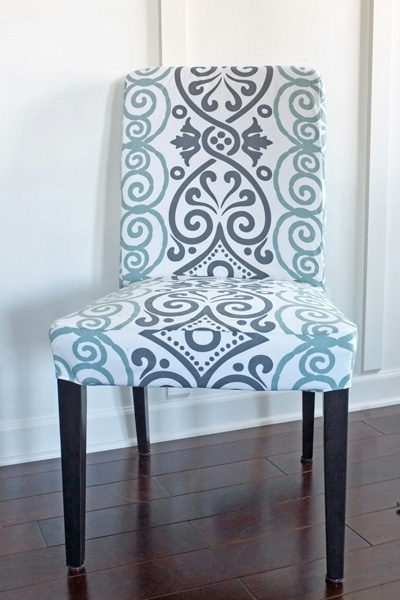Dining room chair slipcover patterns - large and beautiful photos ...