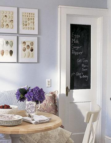 dining room chalkboard photo - 1