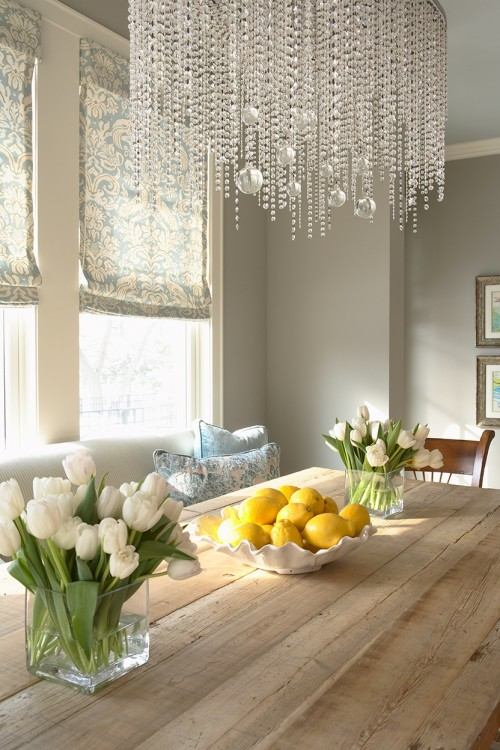 dining room chandelier ideas - Dining Room Crystal Lighting