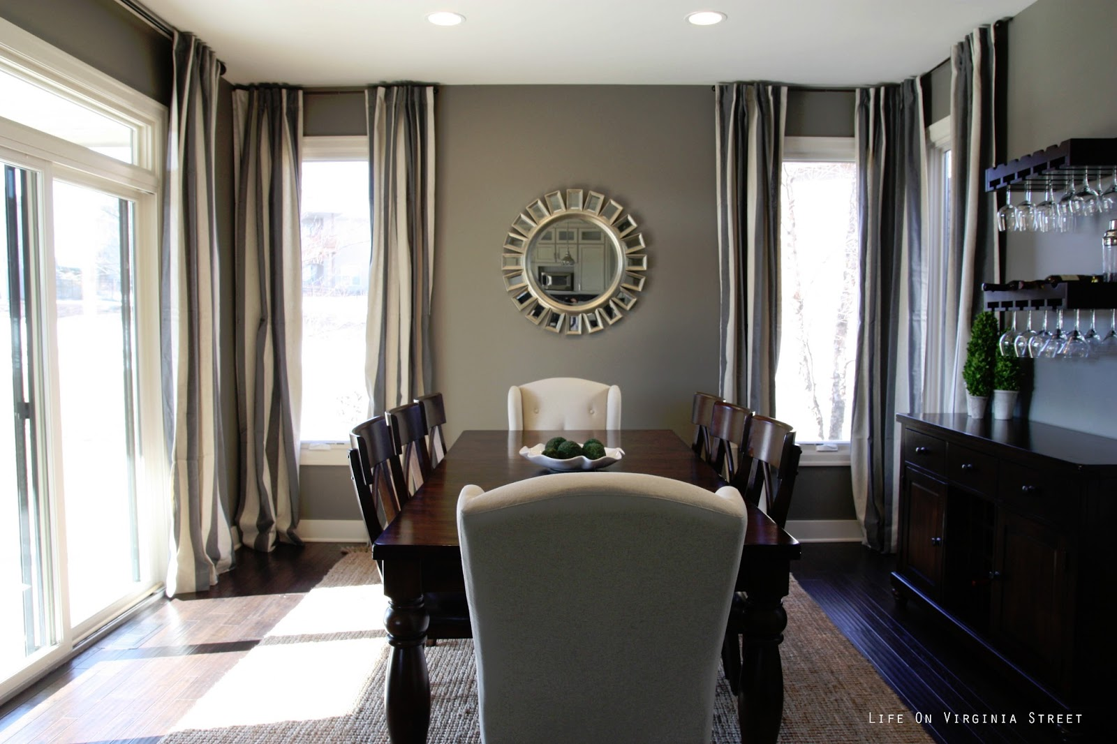 dining room color combinations photo - 2