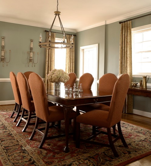 dining room color schemes large and beautiful photos