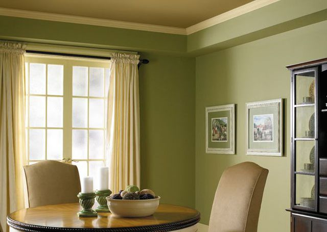 dining room colors photo - 1