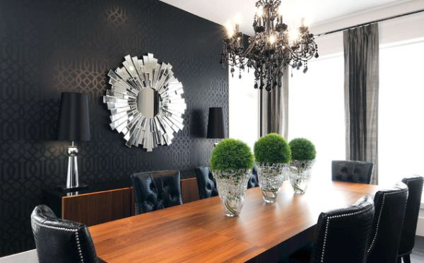 dining room crystal chandelier photo - 2