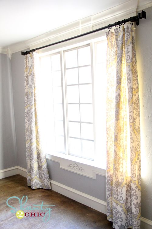 Dining room curtain panels large and beautiful photos Photo to