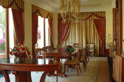 Dining Room Curtain Ideas dining room curtains ideas - large and beautiful photos. photo to