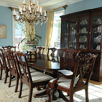 dining room decor ideas pictures photo - 1