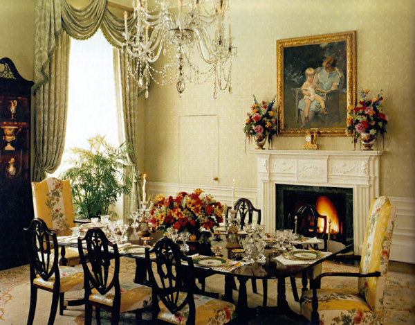 dining room decorations photo - 1