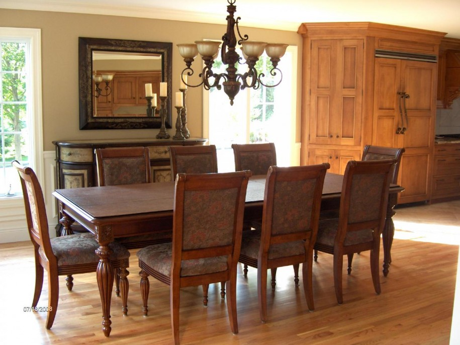 Dining Room Design Ideas On A Budget Photo