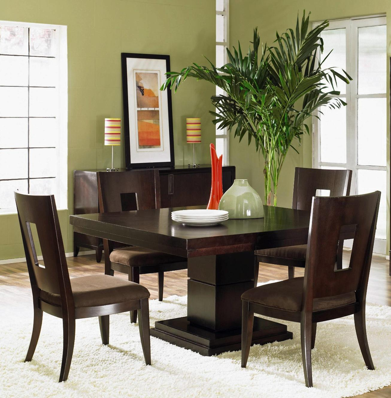 dining room furniture styles photo - 1