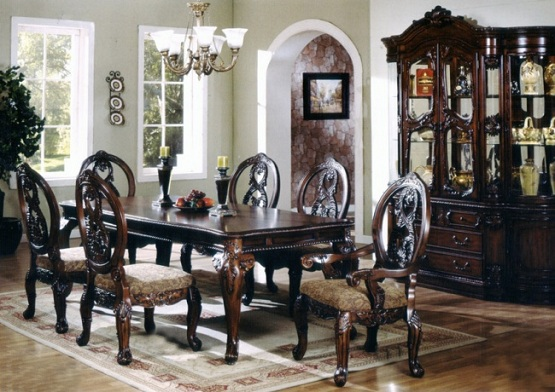 dining room furniture styles photo - 2