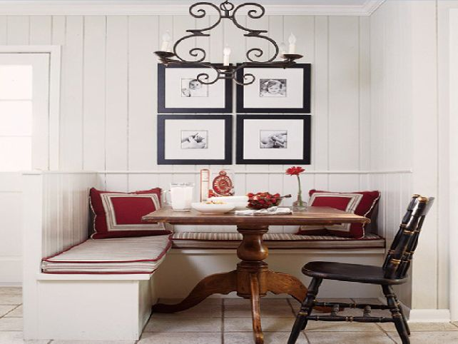 97+ Dining Room Design Space - Small Space Residence Eclectic Dining ...