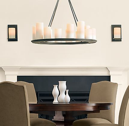 Dining room lights fixtures - large and beautiful photos. Photo to ...