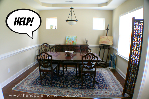 Dining Room Makeover Photo