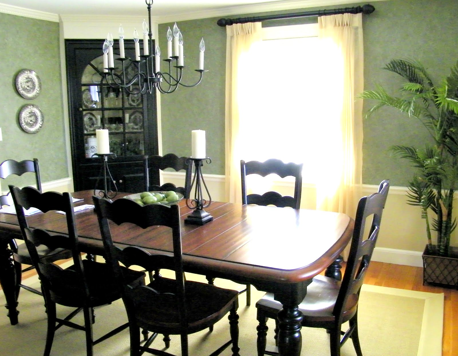 dining room paint photo - 1