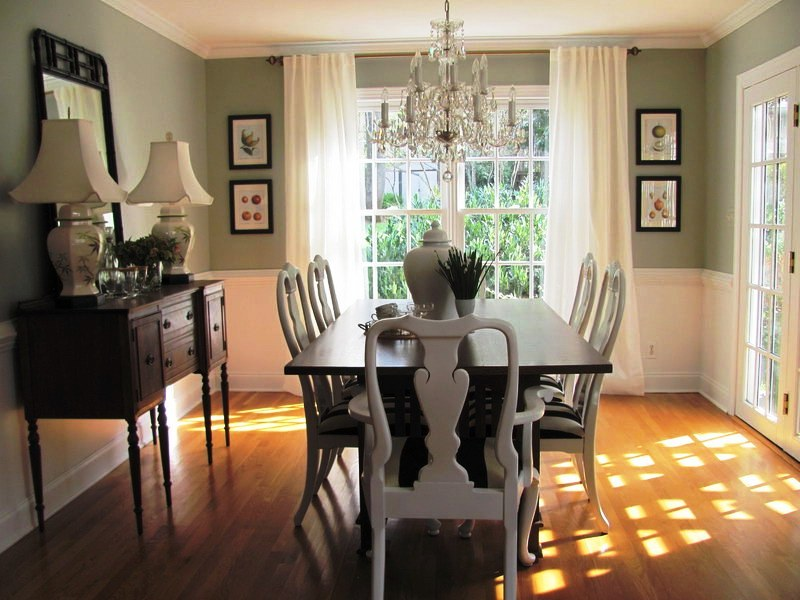 Painting Dining Room Style Fascinating Dining Room Paint Colors Ideas  Large And Beautiful Photosphoto . Design Inspiration