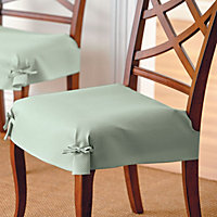 dining room seat covers photo - 2