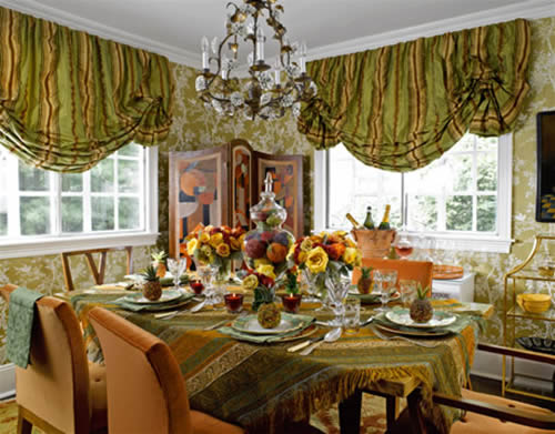 dining room setting photo - 1