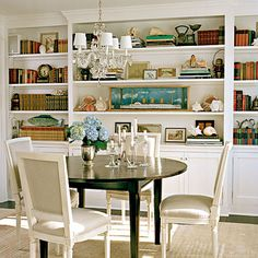 Stunning Dining Room Shelving Units Contemporary - Room Design ...