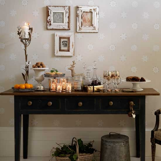 dining room side table photo - 1