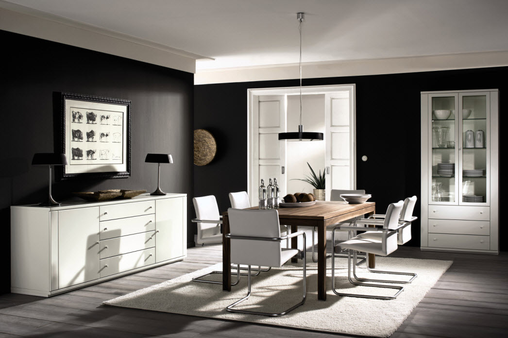 dining room style photo - 1
