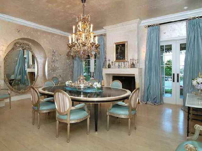Elegant Dining Room Table Centerpiece Decorating Ideas