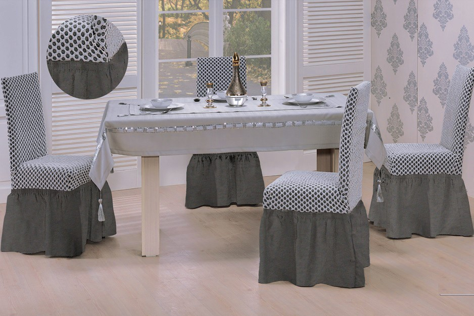 Dining Room Table Chair Covers Large And Beautiful Photos Photo To. Simple  ...