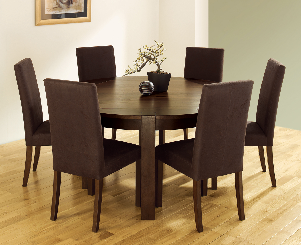 dining room table design photo - 2