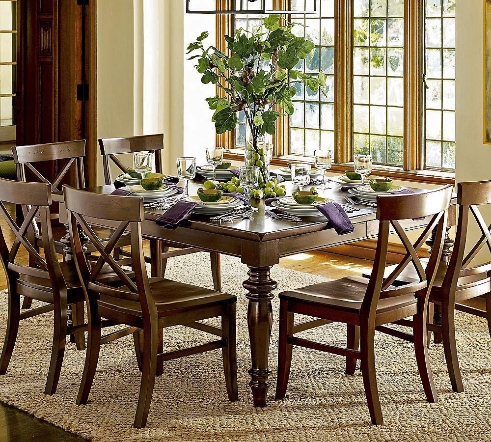 Dining Room Table Makeover Ideas Photo