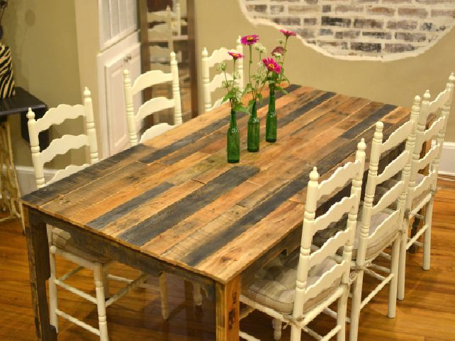 dining room table plans photo - 2