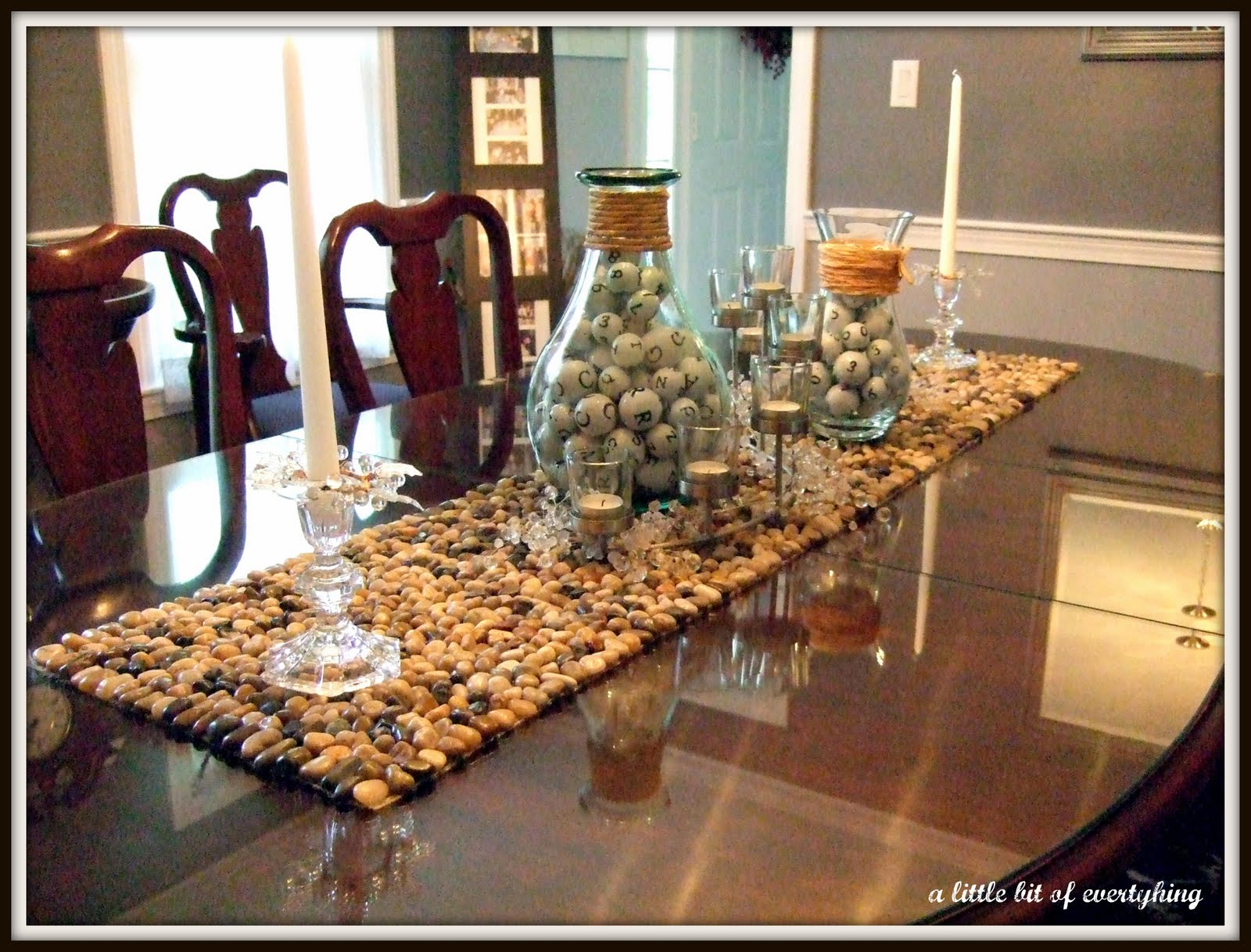 Dining Room Table Setting Ideas Photo